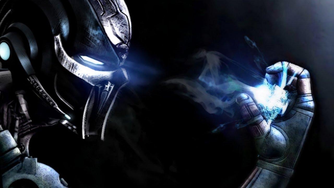 Mortal Kombat Xl Cyber Sub Zero Online Matches Youtube
