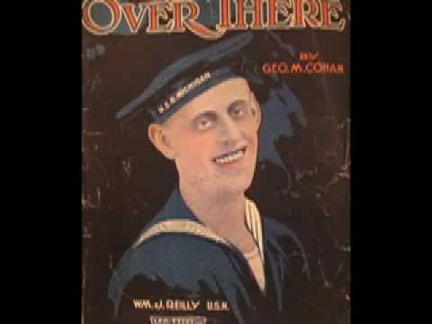 """""""Over There"""" Sung By Enrico Caruso (1918)"""