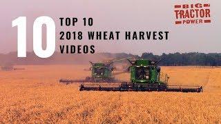 Top 10: 2018 Wheat Harvest Videos