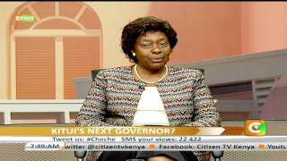 Ngilu Regrets Joining Jubilee