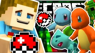 Minecraft | I WANT TO BE THE VERY BEST!! | Pokemon Craft