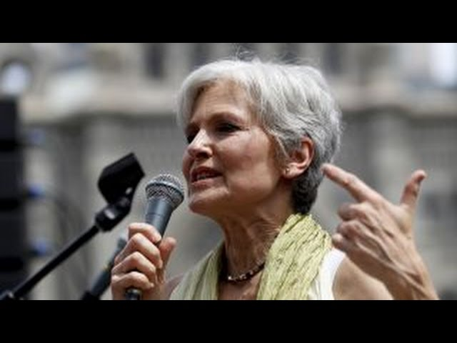 Green Party's Jill Stein: We have an economic emergency
