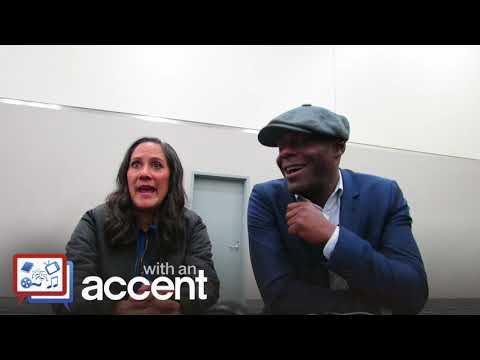 Wondercon 2018: Timeless Stars Sakina Jaffrey & Paterson Joseph