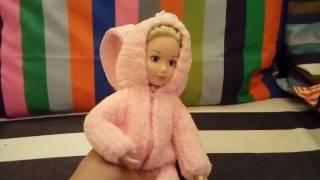 Посылка от Микушевой Натальи. Спасибо вам большое. Одежда для кукол. Распаковка посылки. Много одежд
