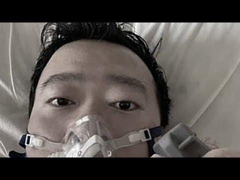 Умер врач, первым обнаруживший коронавирус в конце декабря