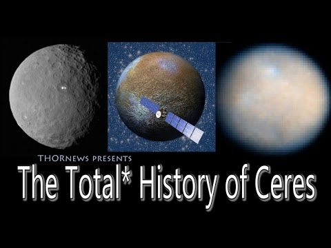 The Total* History of dwarf planet Ceres
