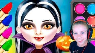 Хэллоуин игра для детей и малышей