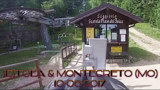 Sestola & Montecreto (MO), 10-06-2017