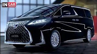 Новый Lexus Lm: Самый Роскошный Минивэн В Мире