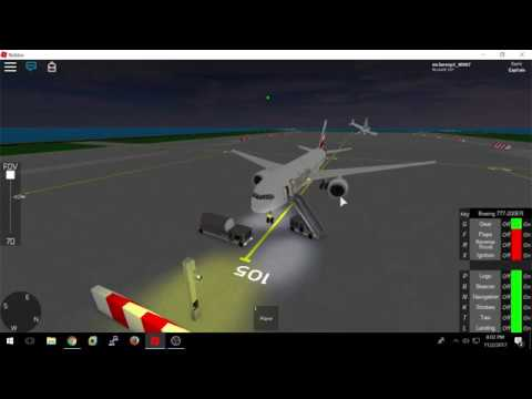 Emirates 369 and Qatar- SFS Flight Simulator | Roblox