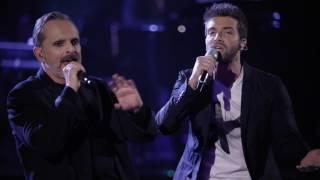 Miguel Bosé - No hay un corazón que valga la pena (con Pab...