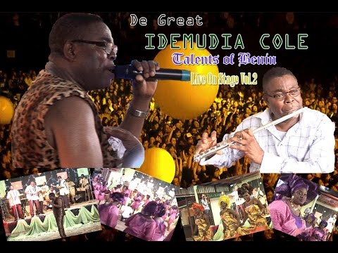 Talents of Benin live on stage vol 2 - Latest Edo Music 2016