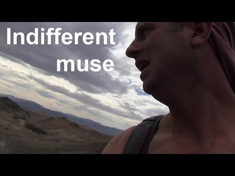The indifferent muse hike - Going Alone