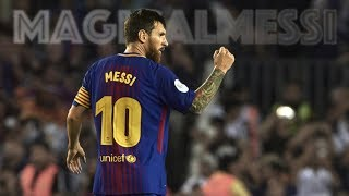 Lionel Messi - Ready to Fight Back - 2017/18 - HD