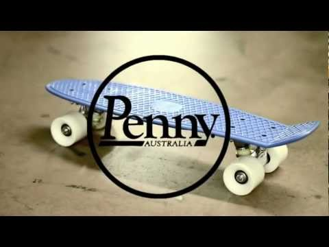 How To Penny Skateboard