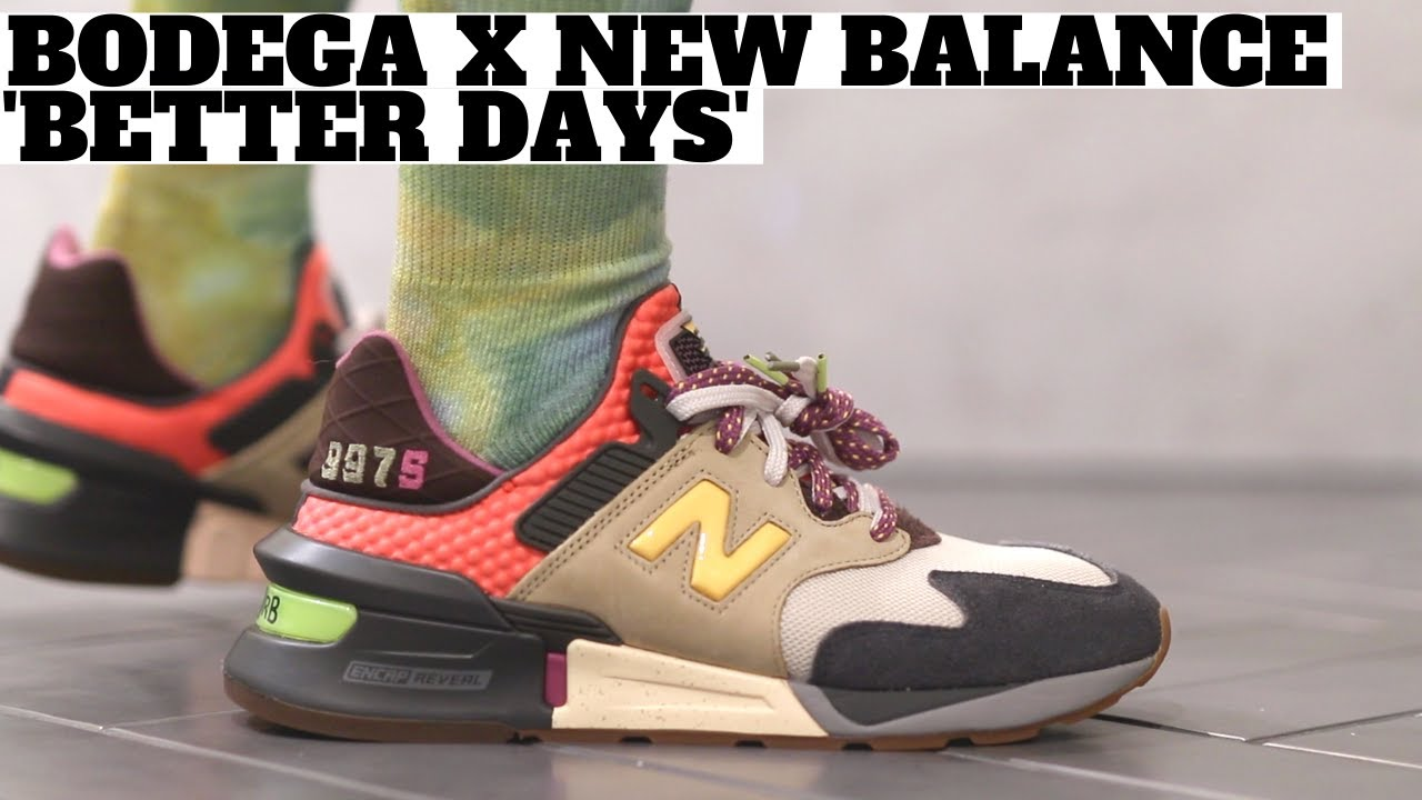 new balance 997s bodega for sale