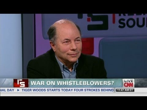 War on whistleblowers?