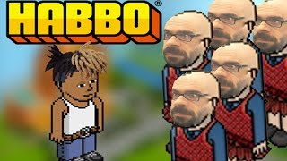 THE BIGGEST HABBO RAID EVER