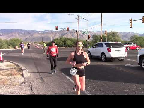 2019 REVEL Mt Lemmon Half Marathon: Leo Lin