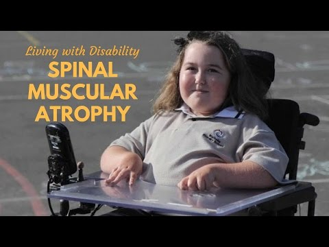 Growing up with Spinal Muscular Atrophy