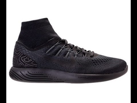 574981cc47de Sneakers On Sale - Nike Lunarglide 8 B Side Triple Black 898807 001  69.99.  Sole Racks
