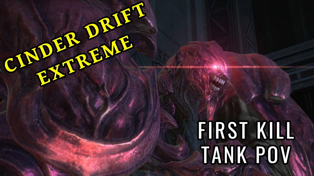 Support Gaming vs Cinder Drift Extreme