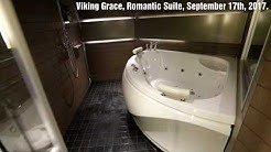 Romantic Suite on Viking Grace, 17.9.2017