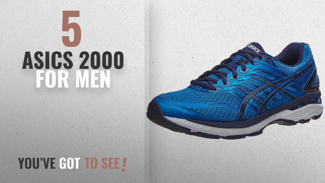 Top 10 Asics 2000  2018    ASICS Men s GT-2000 5 Running-Shoes ... ba34537bec7