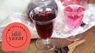 Ramazan Şerbeti Nasıl Yapılır (Osmanlı Şerbeti & Reyhan Şerbeti) Ramazan Yemekleri Tarifleri