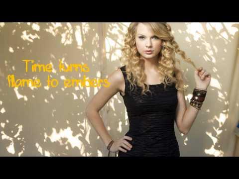 Taylor Swift   Innocent Lyrics