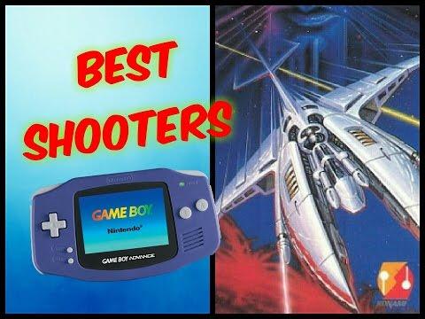 GBA Top 5 Best Shoot Em Up Games