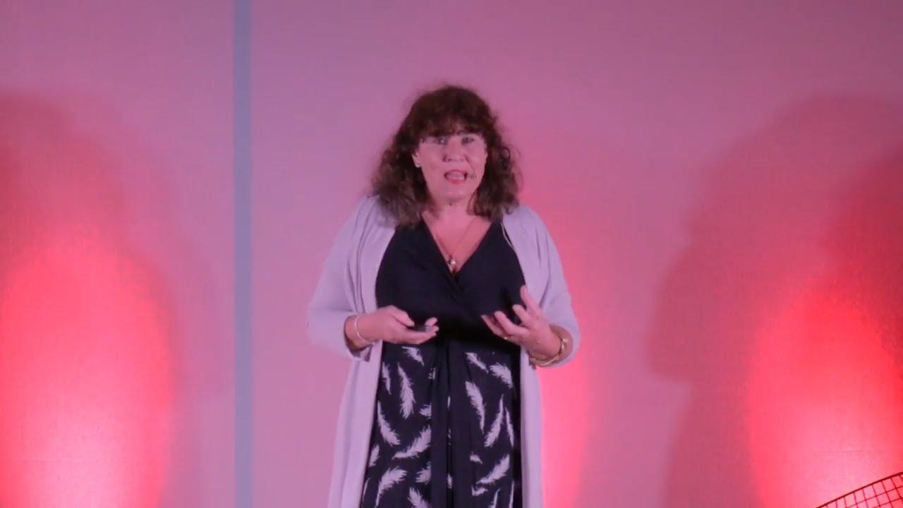 Sensing Light and Dark: A Cretan Story | Sharon Lawlor Jackson | TEDxTechnicalUniversityofCrete