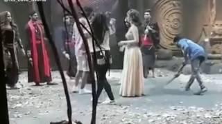 Nagin 3 Latest News Update shivangi And Bela Nagin dance shooting