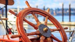 Schooner Adventuress Sailing - 2013