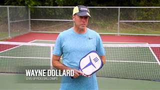 Pickleball 101: The Third Shot Drop