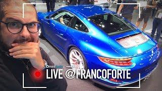 Touring torna sulla Porsche 911, ed è una GT3 | Salone di Francoforte 2017