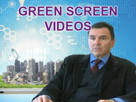 GREEN SCREEN VIDEOS