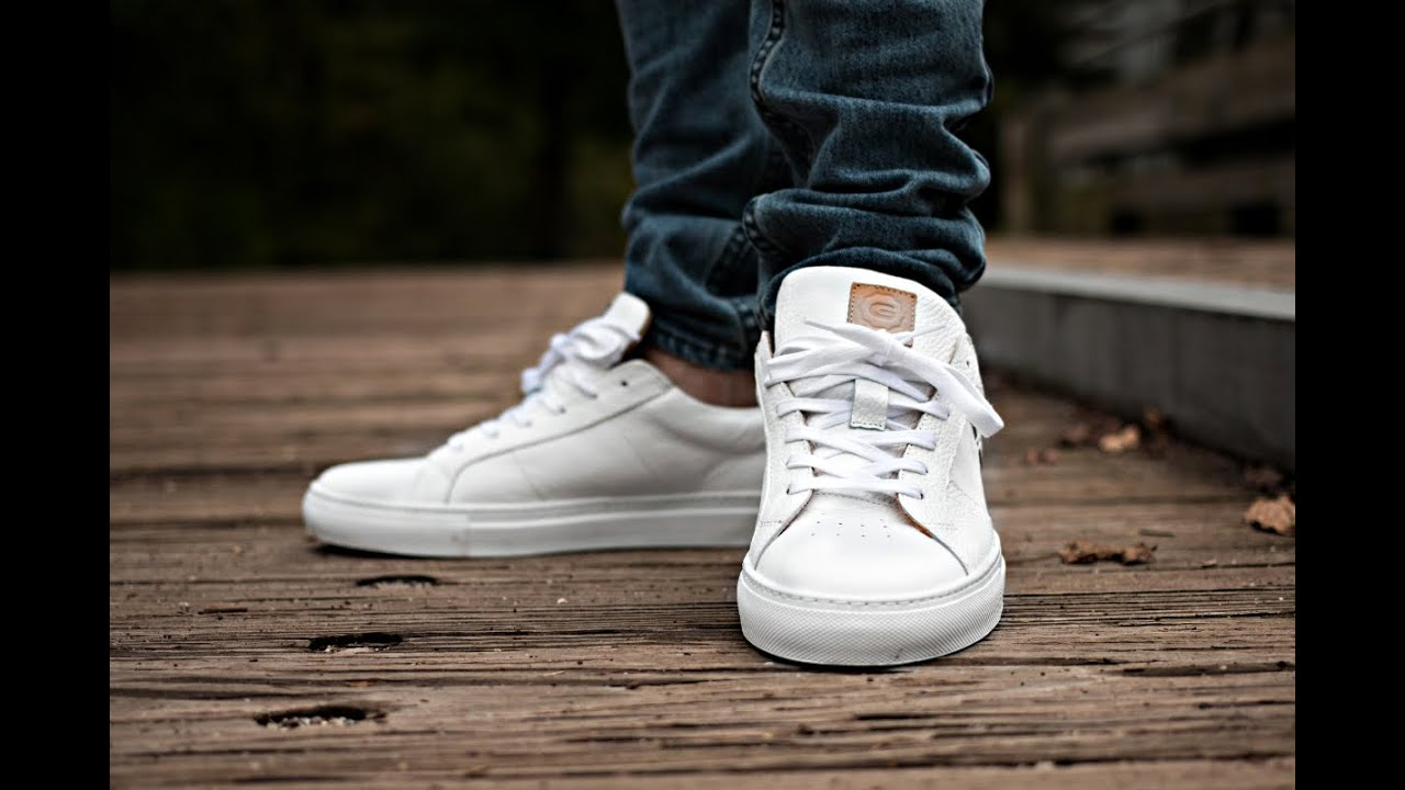 Greats Brand Quot The Royale Quot On Feet Youtube