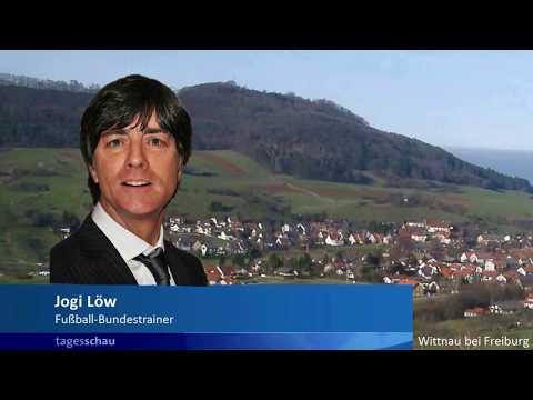 Jogi Löw gratuliert zum Geburtstag