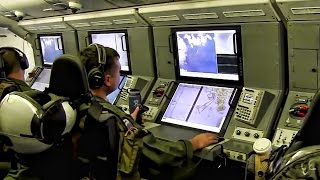 US P-8A Poseidon  Confrontation With Chinese Navy