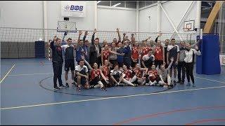 Товарищеский матч между ФК «Иртыш» и ВК «Омь-СибГУОР»