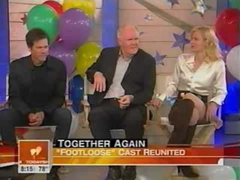 Footloose Reunion on Today Show