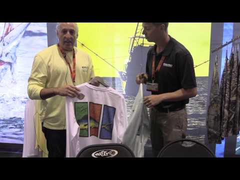 Native Outfitters Snag Free Performance Shirts At ICAST 2014