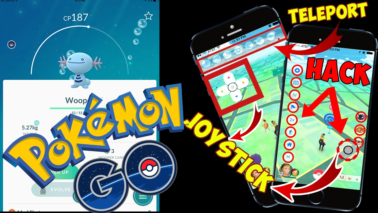 how to get pokemon go hacked for 0.57.2