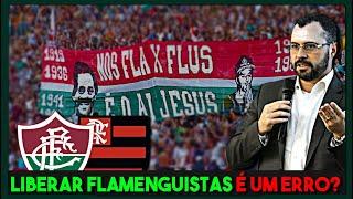 FLU PEDIRÁ A CBF PRA TER TORCIDA DO FLAMENGO NO FLAFLU! | DECISÃO ERRADA DE MÁRIO BITTENCOURT?