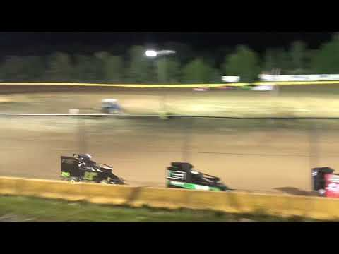 RJ Sherman Racing #22R Hamlin Speedway 8/4/18 feature race
