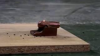 Mini Cañon avancarga, mini cannon muzzleloading