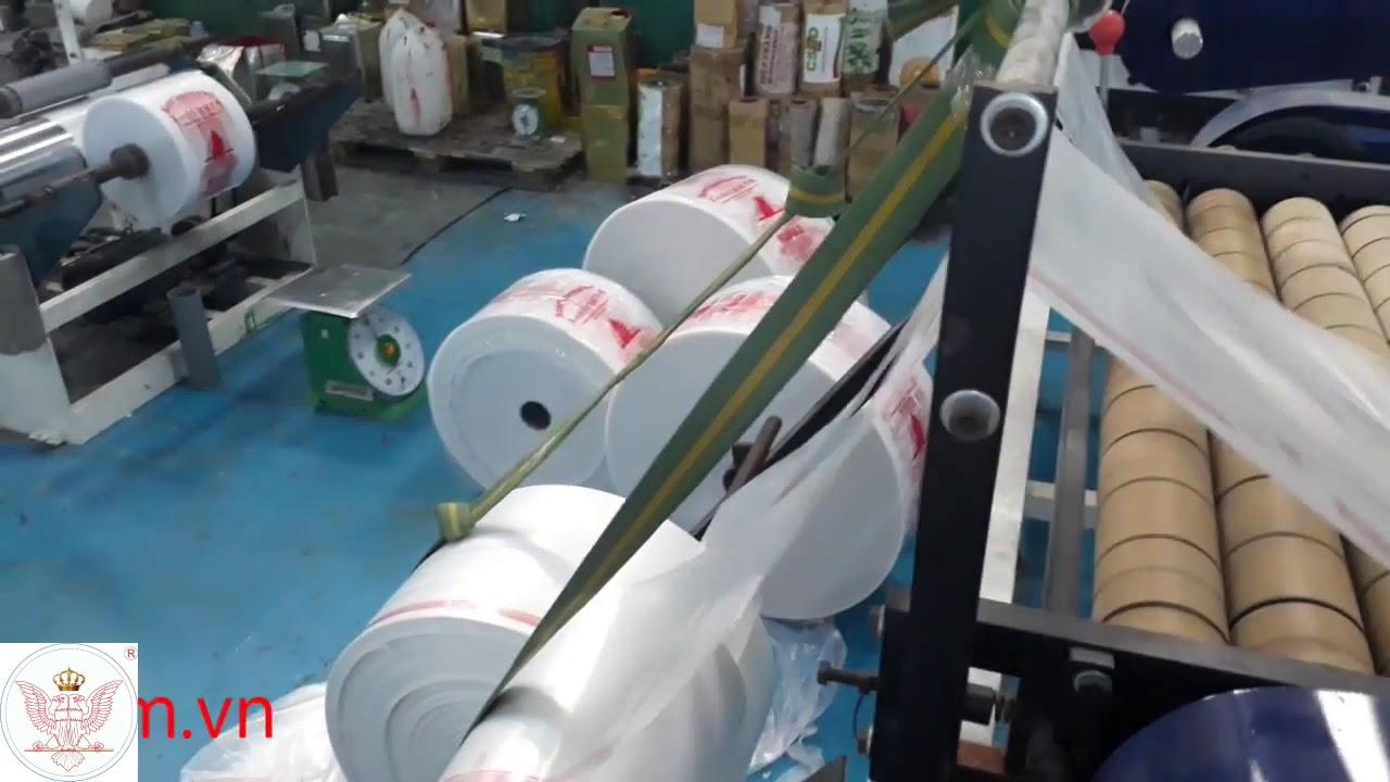 Sản Xuất Bao Bì Túi cuộn thực phẩm – Công ty CP Nhựa Song Bàng