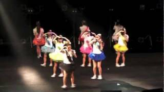 2012/2/10 O-EASTイベントでぱすぽ☆とprediaが姉妹対バンだったので、ぱ...