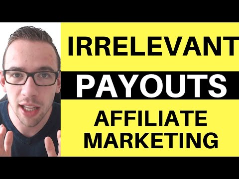 Why Payout Is Irrelevant In CPA Marketing [2019] thumbnail
